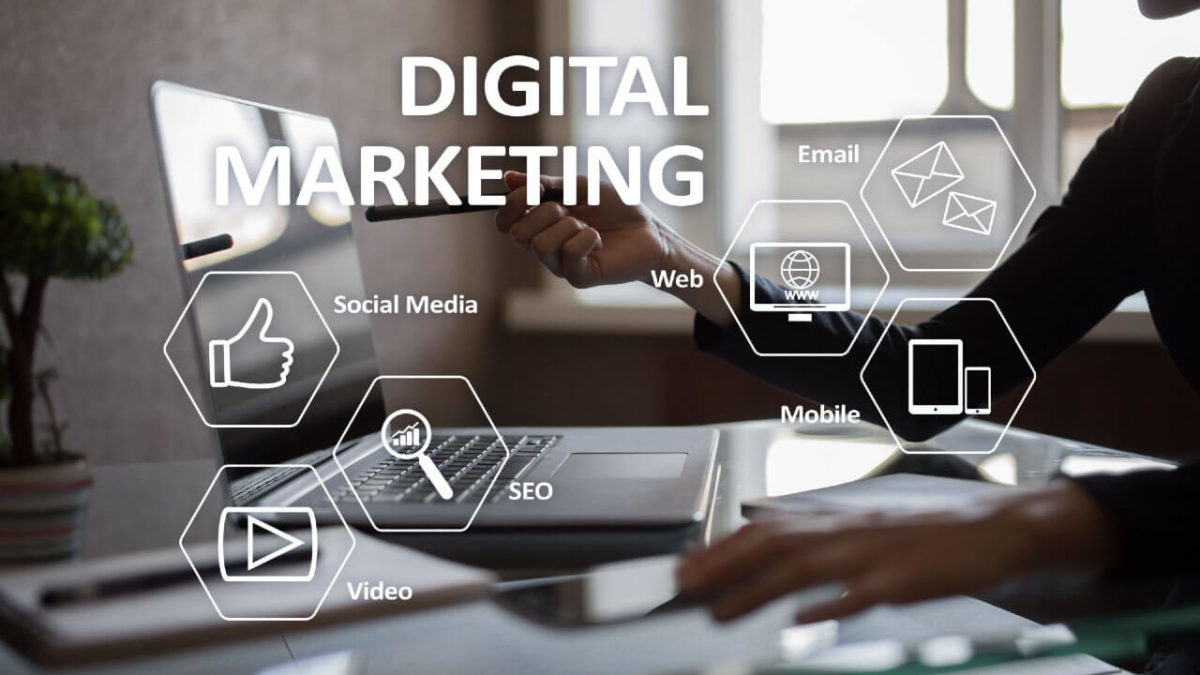 Top 9 tendințe în 2021 de Marketing Digital