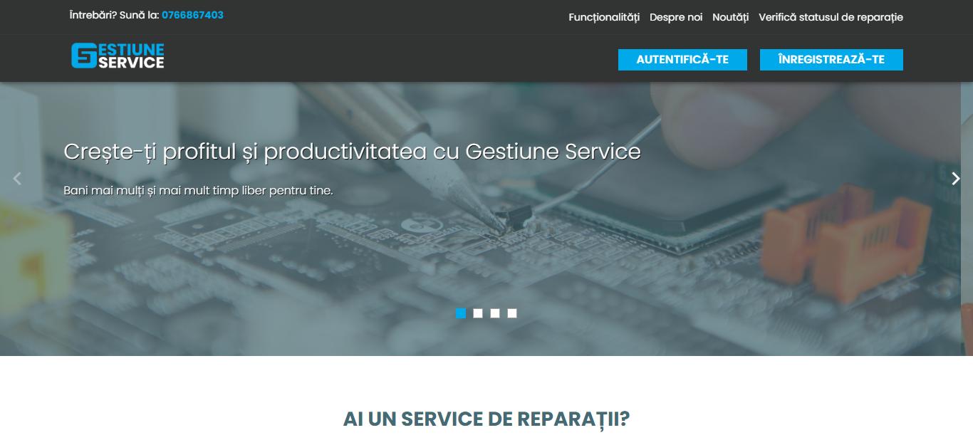 Gestiune Service