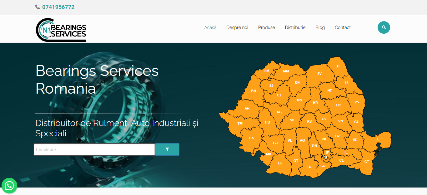 Bearings Services Romania