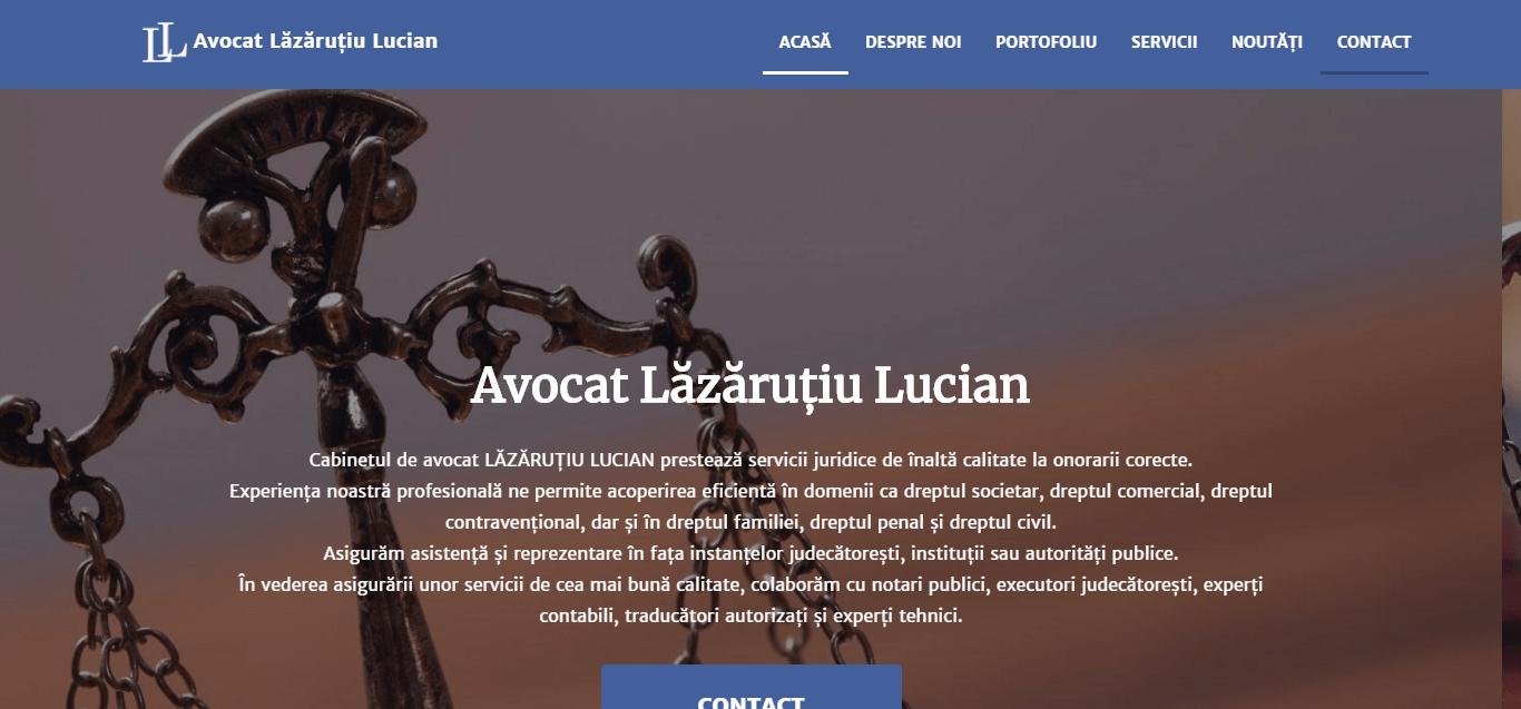 Lawyer Lăzăruţiu Lucian