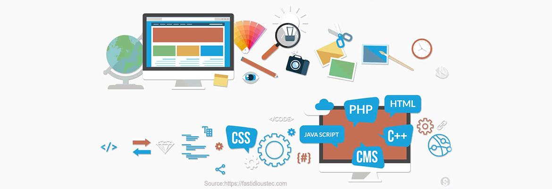 Complex web applications