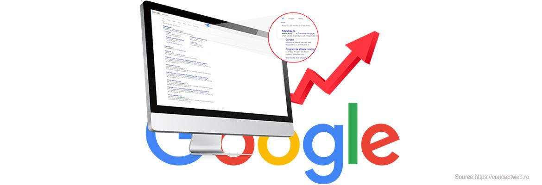 Site-uri complexe optimizate pentru motoarele de căutare
